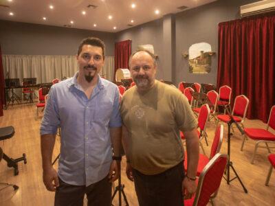Ο αντιδήμαρχος Σάκης Παπαθανασίου για την ανακαίνιση της Φιλαρμονικής!