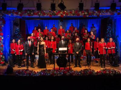 Χριστουγεννιάτικη Συναυλία!