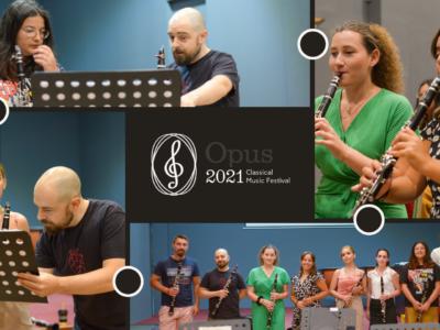 Opus 2021, Φεστιβάλ Κλασικής Μουσικής!